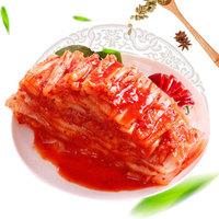 金刚山辣白菜延边朝鲜泡菜下饭菜韩国泡菜 500g*3袋 *8件