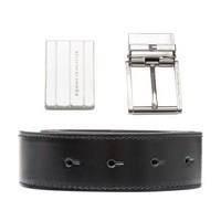 Tommy Hilfiger AM0AM04471901 双头针扣板扣男士皮带