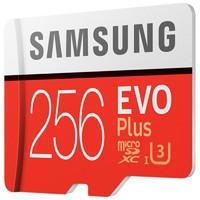 SAMSUNG 三星 EVO Plus 升級版  MicroSD卡 256GB