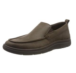 Clarks Tunsil Way 男士一脚蹬便鞋