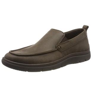 中亚Prime会员 : Clarks Tunsil Way 男士一脚蹬便鞋