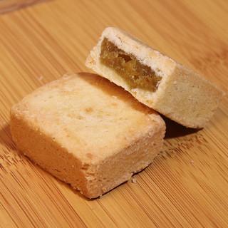 千丝 凤梨酥早餐面包夹心糕点心特产小吃 ( 180g)