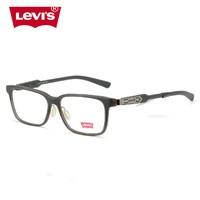 Levi's 李维斯 LS06256 眼镜架+依视路 1.56折射率 钻晶A4防蓝光镜片