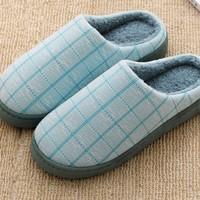 福乐鹤 冬季棉拖鞋 5色可选
