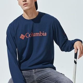 Columbia 哥伦比亚   PM1421  男子防紫外线吸湿长袖t  *2件