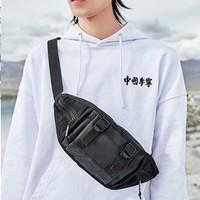 LI-NING 李宁 COUNTERFLOW源系列 ABDP354 中性款腰包