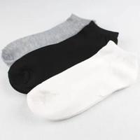 京东PLUS会员:甜木兰 男士短袜 10双装