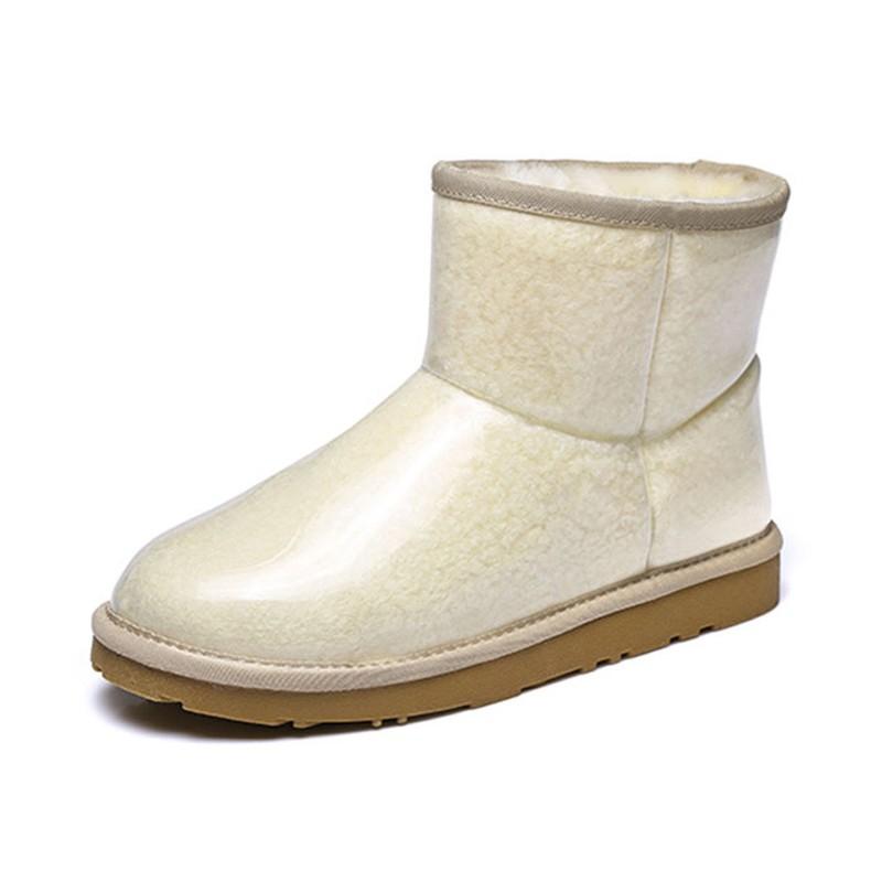 Everugg 21580 女款PVC透明雪地靴