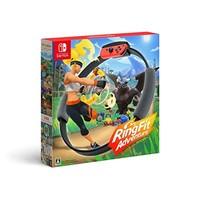 中亚Prime会员 : Nintendo 任天堂 Switch《健身环大冒险》体感游戏套装 日版