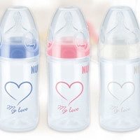 NUK 婴儿宽口径PP进口奶瓶