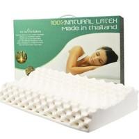 Ecolifelatex 伊可莱 泰国进口乳胶枕头枕芯颈椎枕