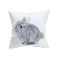 NITORI 靠垫套兔兔 兔兔抱枕靠垫套