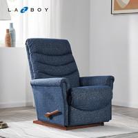 LAZBOY乐至宝 原装进口 现代简约功能沙发单椅