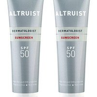 Altruist 防晒霜 SPF 50 - 高UVA防护 100 ml (2 x 200 ml)