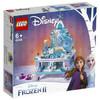 LEGO 乐高 41168 迪士尼 Disney Princess 艾莎的创意珠宝盒儿童玩具