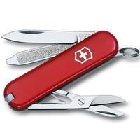 VICTORINOX 维氏 典范 0.6223 瑞士军刀(7种功能) 红色