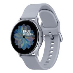 SAMSUNG 三星 Galaxy Watch Active 2 智能手表 40mm 铝制版