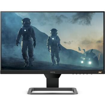 1日0点:明基 (BenQ)23.8英寸IPS HDRi智慧爱眼专业调校音箱 主机显示器(HDMI2.0*3)EW2480