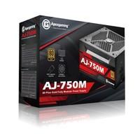 Apexgaming 艾湃电竞 AJ-750M 额定750W 全模组电源(80PLUS金牌)
