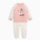 CLASSIC TEDDY 精典泰迪 儿童加厚内衣套装 *2件 79.9元包邮(需用券,合39.95元/件)