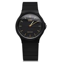Casio 卡西欧 男士 MQ24-1E 黑色石英手表