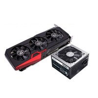 COLORFUL 七彩虹 iGame GeForce RTX2060 SUPER Ultra OC 8G 显卡 + Segotep 鑫谷 额定 600W GP700P 白金版电源