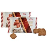 青食 比利时风味饼干 焦糖味 98g