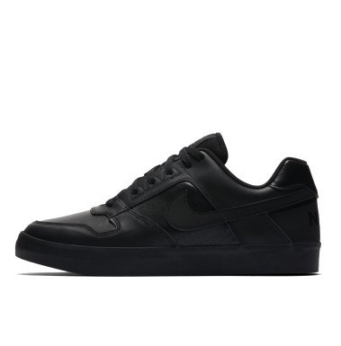 NIKE 耐克 SB DELTA FORCE VULC 942237-002 男/女滑板鞋 黑色 34.5