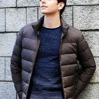 UNIQLO 优衣库 420685 男士羽绒服