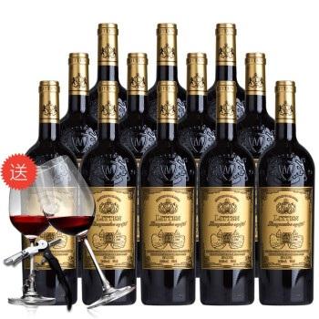 litten 利藤 干红葡萄酒   12支750mL