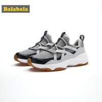 Balabala 巴拉巴拉 男童棉鞋运动鞋