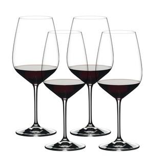 历史低价 : RIEDEL 醴铎 VINUM EXTREME系列 赤霞珠红酒杯 4支装