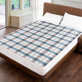京东PLUS会员 : 老席匠 家用电热毯 双人双控 200*180cm