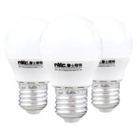 nvc-lighting 雷士照明 LED球泡尖泡 2.5W