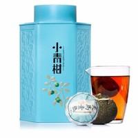 壹羽仟茶 新会小青柑 普洱茶熟茶 500g