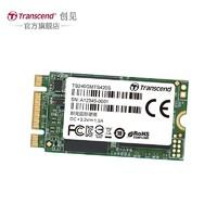 Transcend 創見 MTS420 固態硬盤 筆記本高性能SSD固態硬盤 內存條 (240GB、M.2)