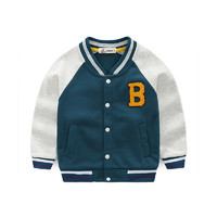 I.K 印象童年 儿童棒球外套