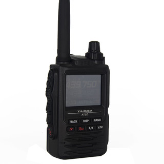 YAESU 八重洲  FT3DR 手持对讲机 全彩触摸屏蓝牙GPS录音
