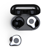 sinpan 星屏 魔宴蓝牙耳机 (黑色)