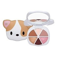 中亚Prime会员 : Too Faced Pretty Puppy 狗狗盘 六色眼影