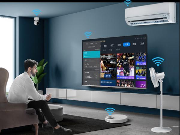 智能生活管家 創維5T 聲控高配智慧屏