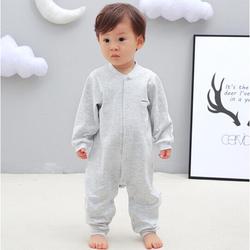 Elepbaby 象宝宝 婴儿长袖连体衣 *2件