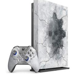 Microsoft 微软 Xbox One X 战争机器5 限定款主机(限定手柄+5部《战争机器》)