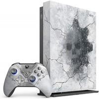 Microsoft 微软 Xbox One X 战争机器5 限定款主机包(限定手柄+5部《战争机器》)