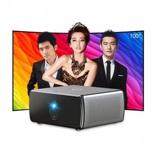JmGO 坚果 w700 投影机 (1080P、1000ANSI、30-300英寸)