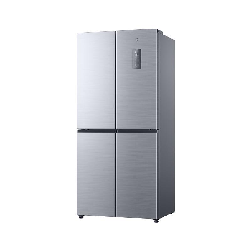 聚划算百亿补贴 : MIJIA 米家 BCD-486WMSAMJ02 十字对开门冰箱 486L