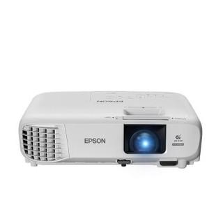 EPSON 爱普生 投影机 (1920X1200dpi、3400、40-300英寸)