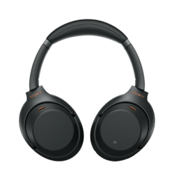 SONY 索尼 WH-1000XM3 无线蓝牙降噪耳机 *3件