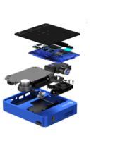 podoor 投影儀 (1920X1080dpi、3000-3999、30-300英寸)