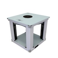 一均 YJ-8B 电暖炉电暖方桌 80*80*72 3000W
